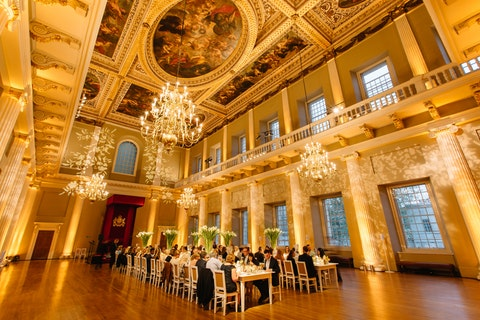 Did you know daytime hire is open at Banqueting House?