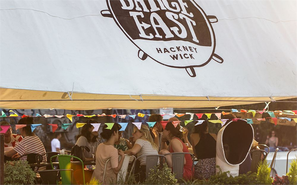 Why events-ready boat, Barge East in Hackney Wick is worth the trip