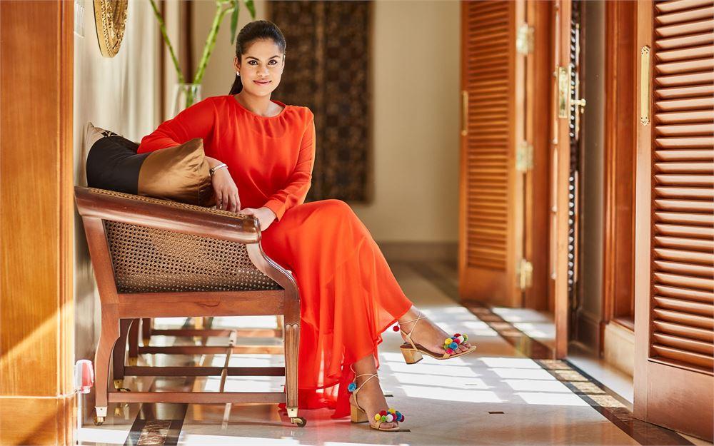 Meet Samyukta Nair, the entrepreneur behind female networking initiative Jamavar Women's Club