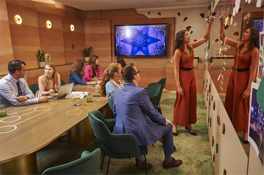 Can Bompas & Parr's new design-led meeting space really boost productivity?