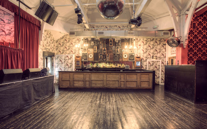 Corporate party venues in Manchester deaf institute