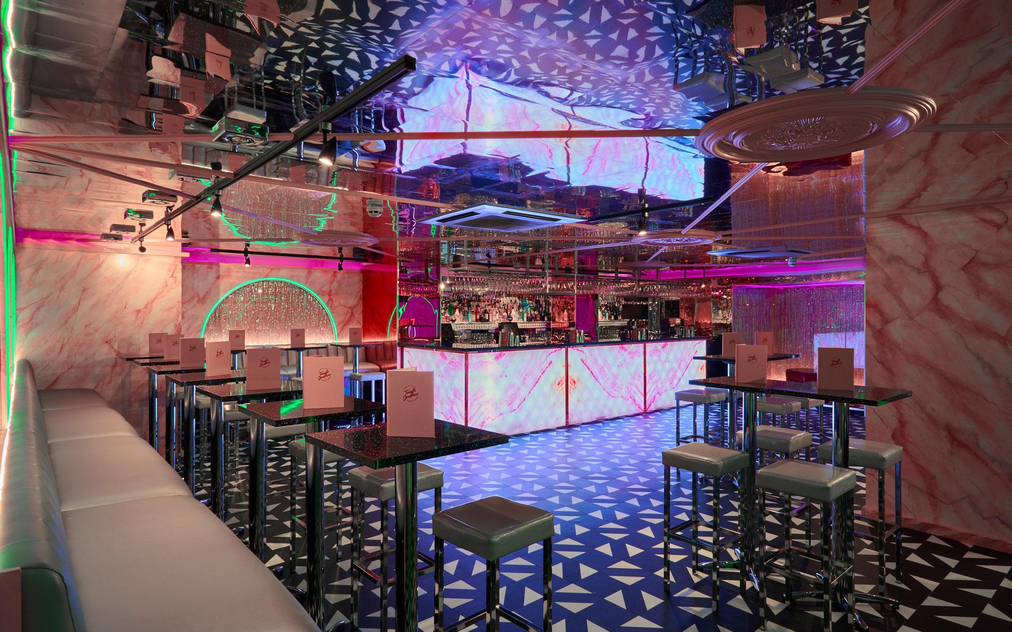 Tonight Josephine Shoreditch bar event space