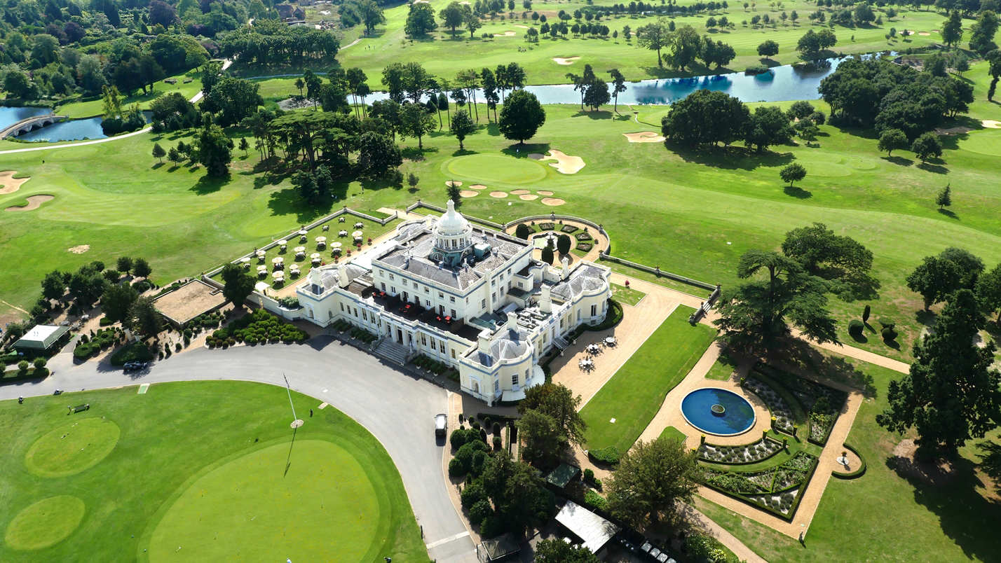 Stoke Park Country Club Spa and Hotel venue hire 1 hour from London