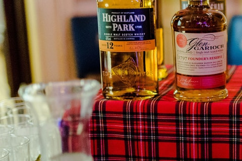 Go Scottish this festive season with these wintery party packages