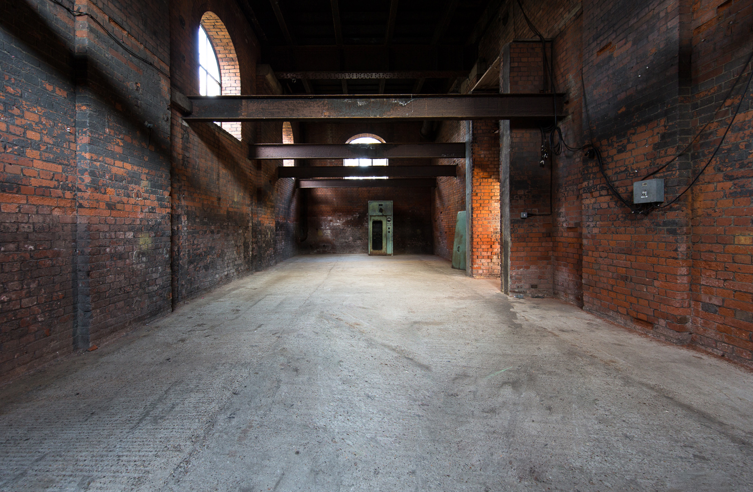 Wapping Hydraulic Power Station opens for events by blank canvas events southeast london industrial venues