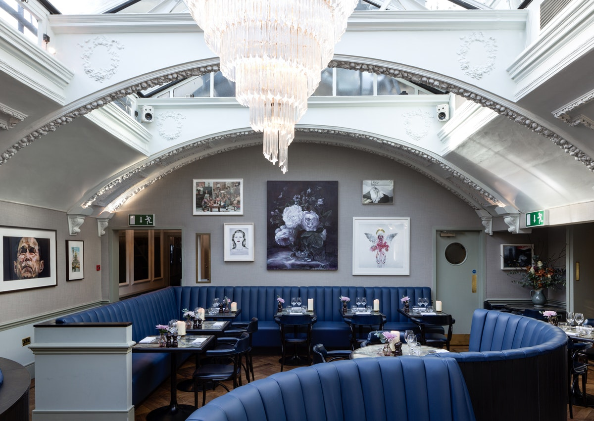 Get 25% off room hire at The Groucho Club