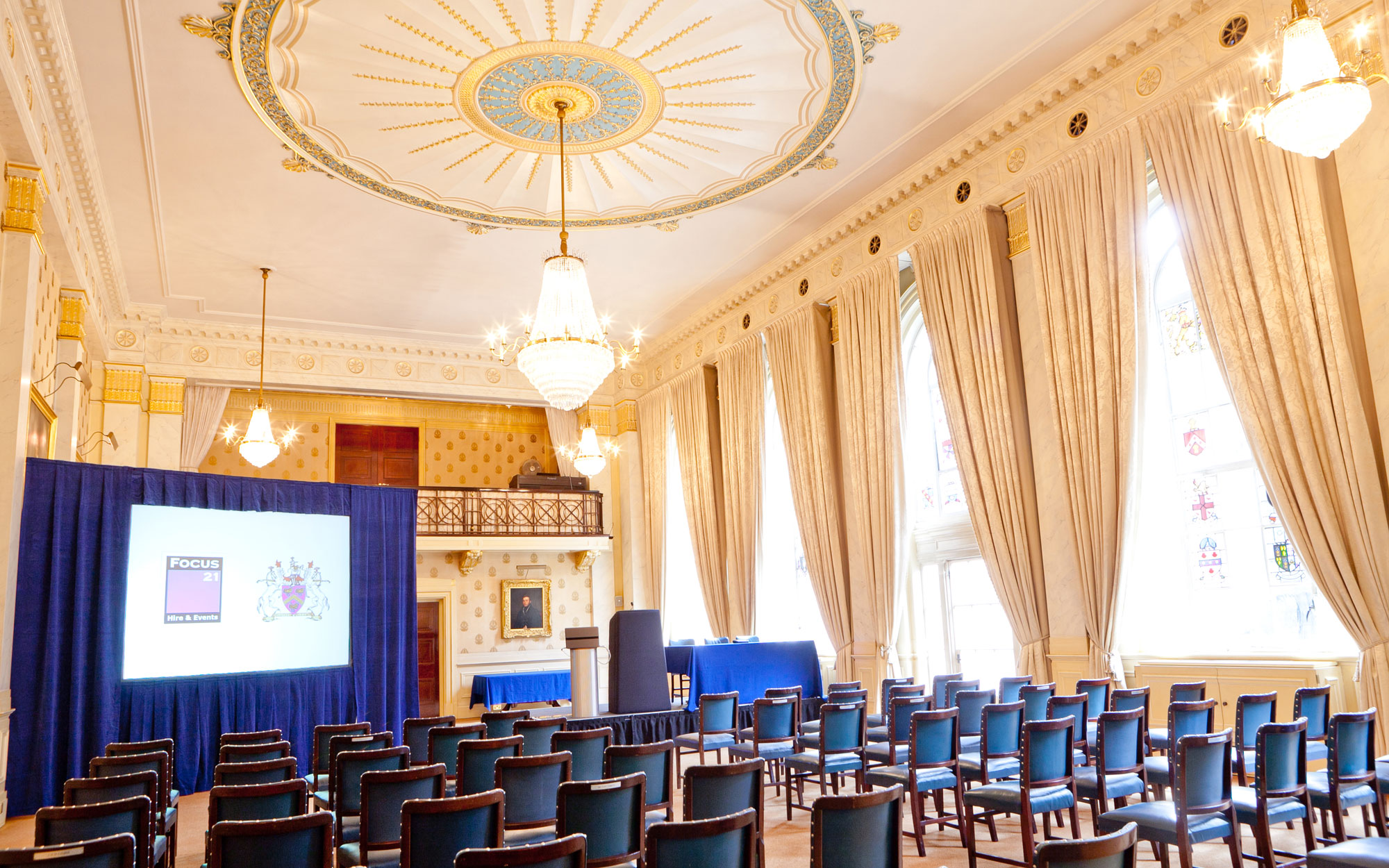 Saddlers Hall conference hall