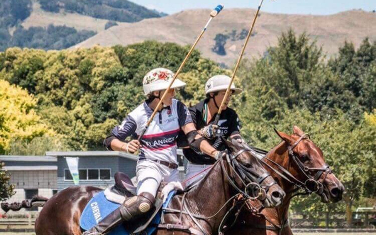 Win a VIP experience for two at The International Day polo