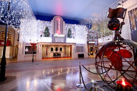 Release your inner child this Christmas at KidZania