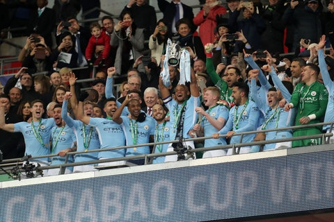Competition: win two VIP Club Wembley tickets for the Carabao Cup final