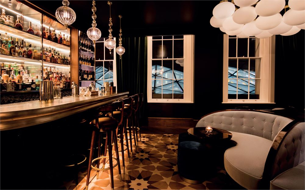 Last-minute Christmas cocktail parties at Anthracite