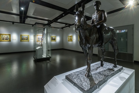 Make Christmas an arty affair at the National Army Museum