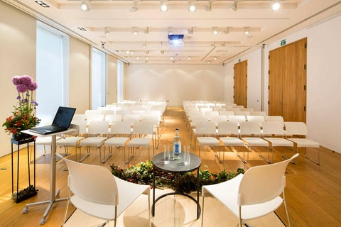 For your new year meeting: discount on room hire in Clerkenwell