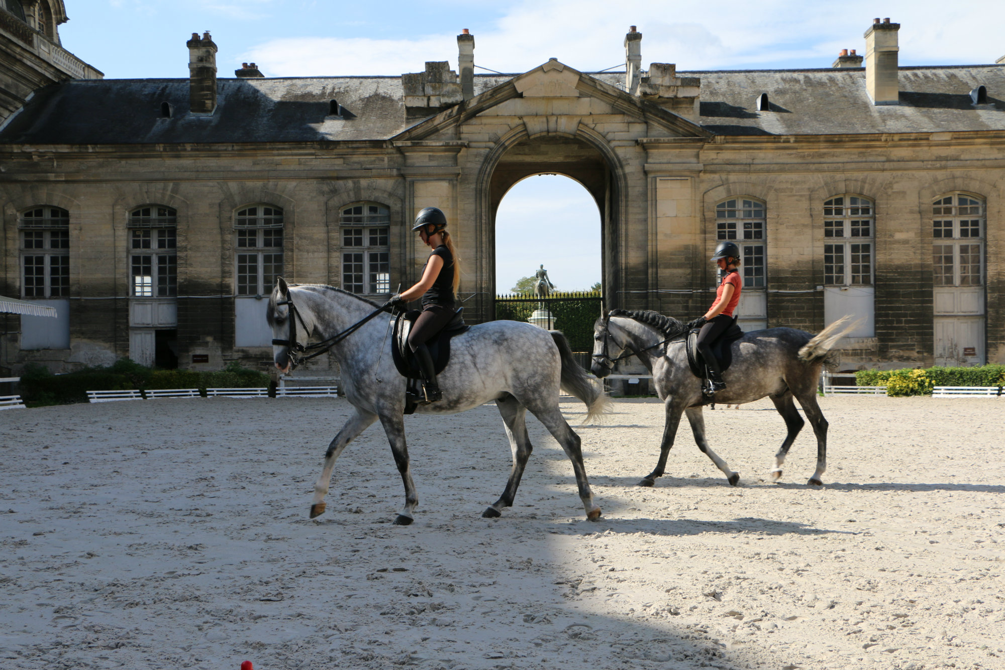 Polo near Paris Dolce Chantilly