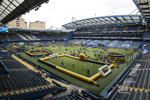 Stamford Bridge announces pitch events for summer 2018