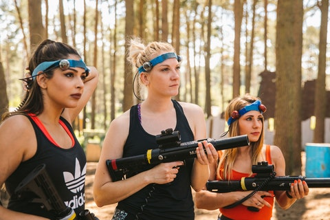Get competitive with your colleagues at Center Parcs