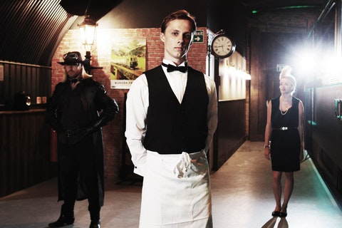 Need teambuilding with a twist? This murder mystery supperclub is just the ticket