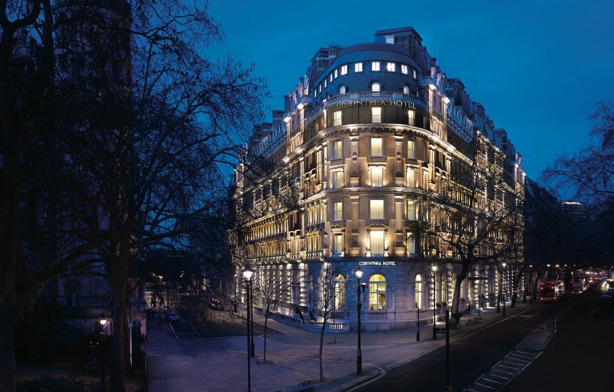 Tom Kerridge to open restaurant at Corinthia Hotel London
