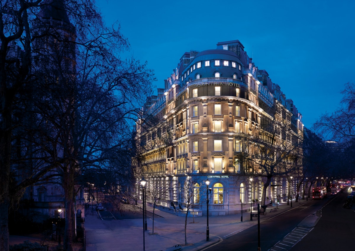 Rewards for private-dining bookers at Corinthia Hotel London