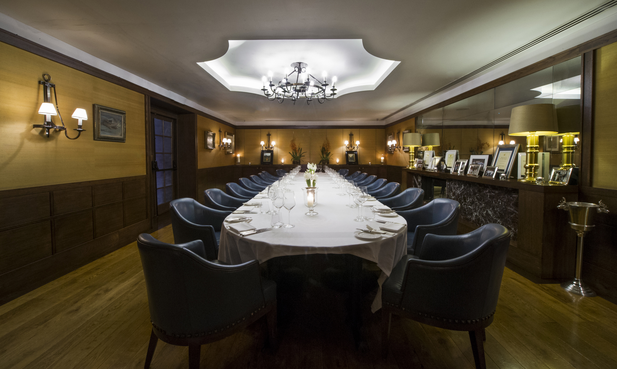 Corrigans Mayfair - venue hire