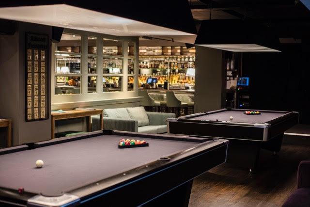 Eight Club Bank - venue hire