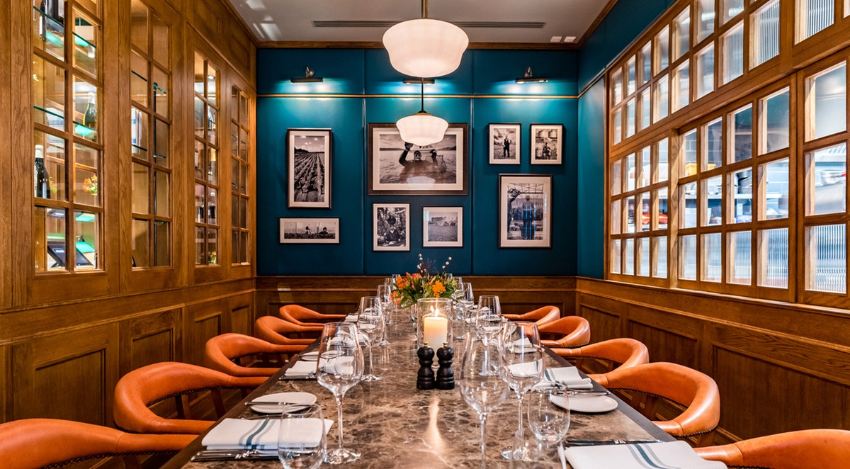 3 hot new UK restaurants for private dining
