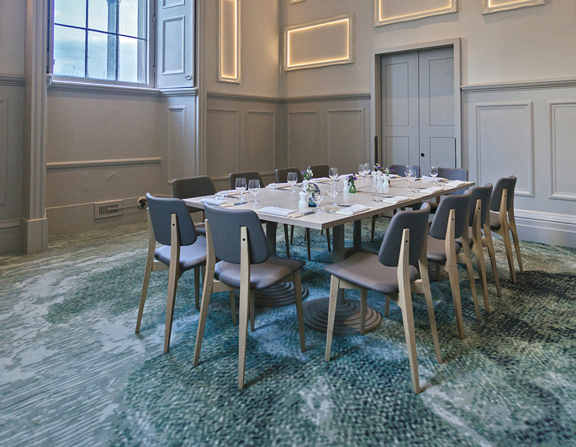 restaurant private dining london