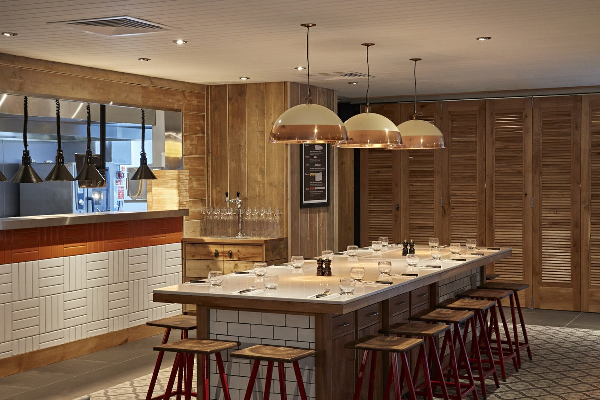 The top seven new private dining destinations