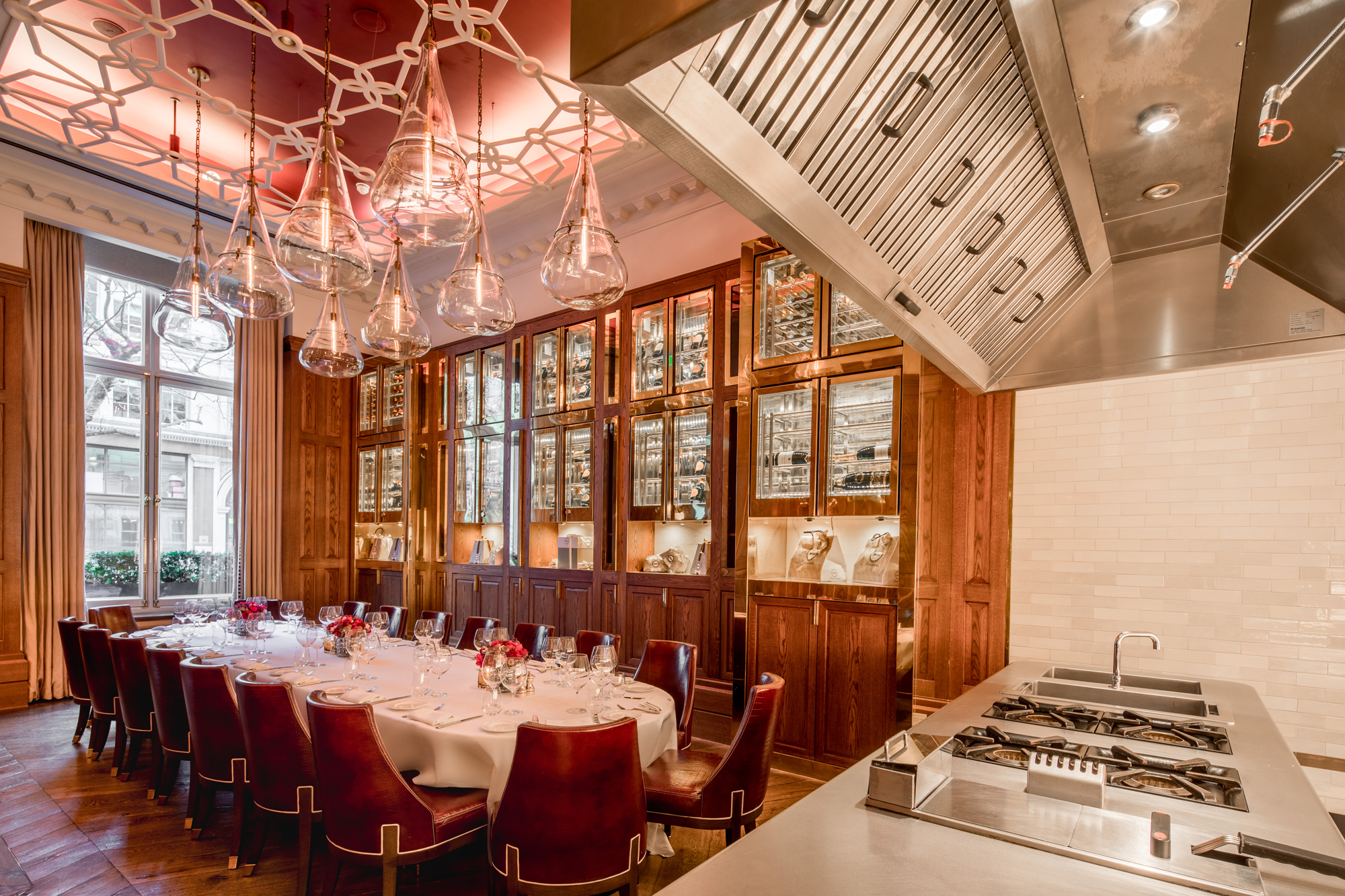 Massimo private dining room
