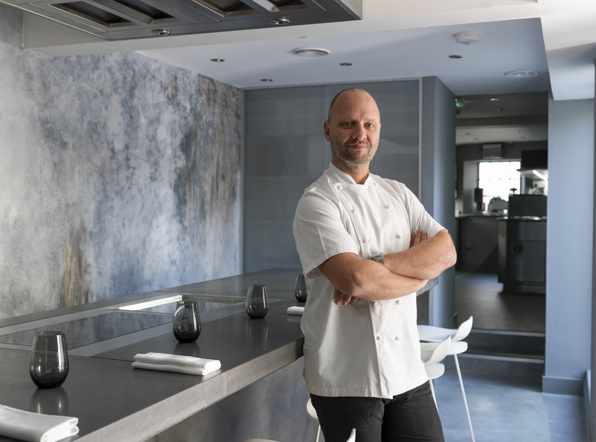 Chef Simon Rogan is bringing an exclusive dining room to London