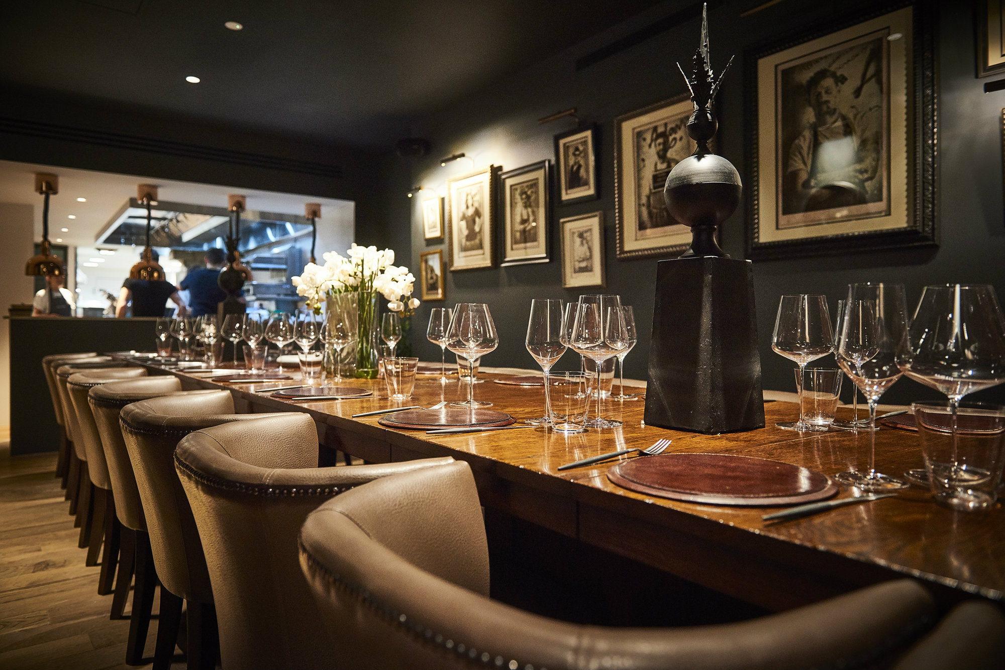 Restaurant roundup Winter s coolest new private dining destinations frog by adam handling