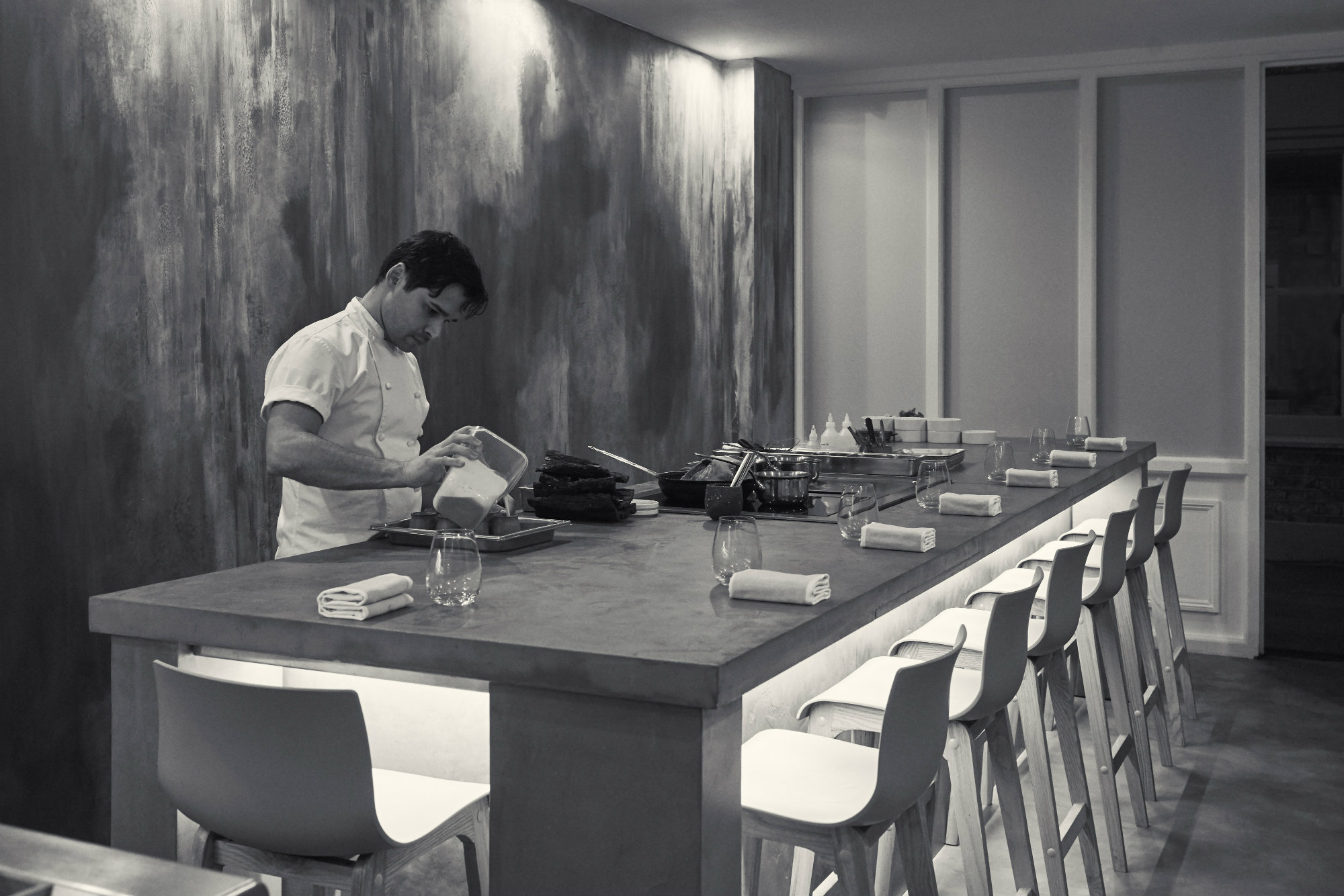 Restaurant roundup Winter s coolest new private dining destinations Aulis