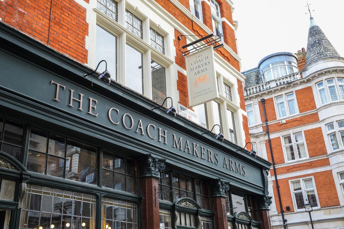 Cubitt House's fifth venue is now open in Marylebone