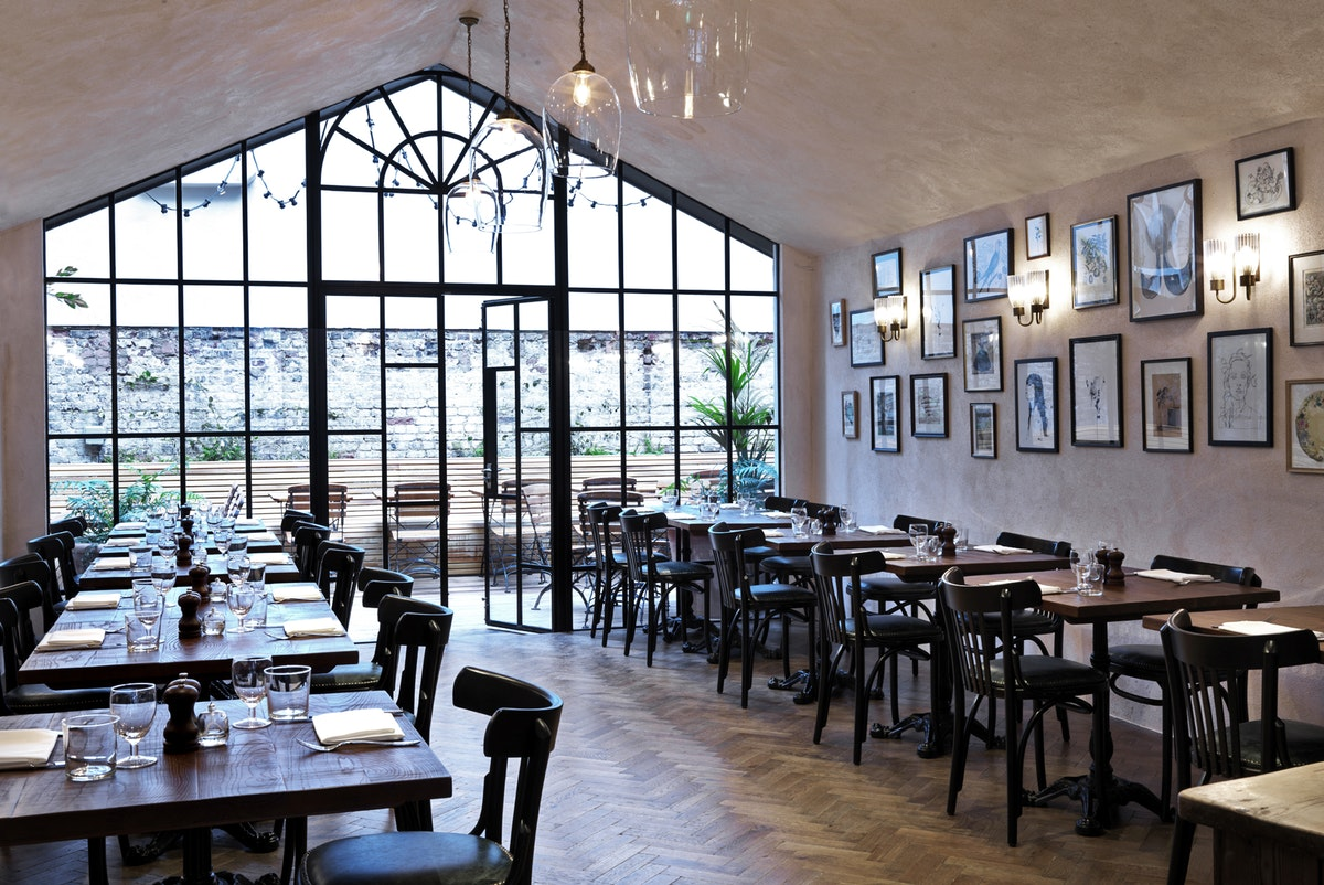 Clerkenwell pub reopens with intimate private dining room