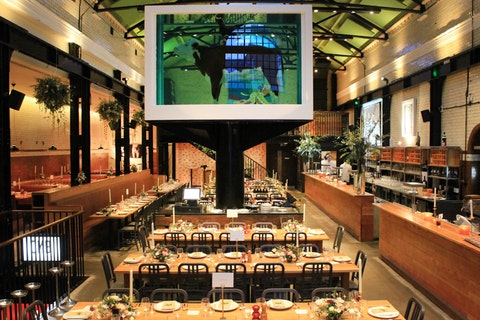 Private dining areas without a minimum spend? Come this way