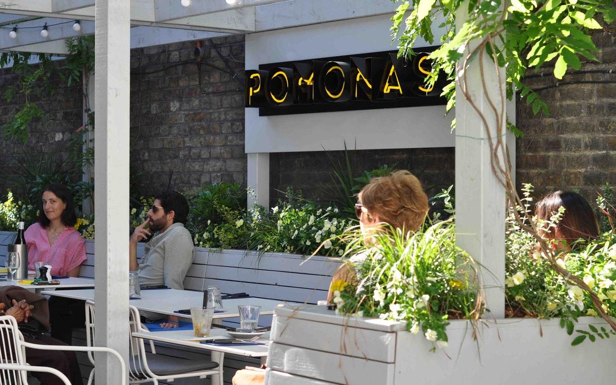 British aperitivo? Pomona's Notting Hill launches summer terrace