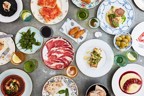 Brindisa's first private dining room opening after the summer