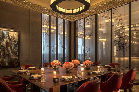 We tested the private dining offering at Mei Ume – and you should too