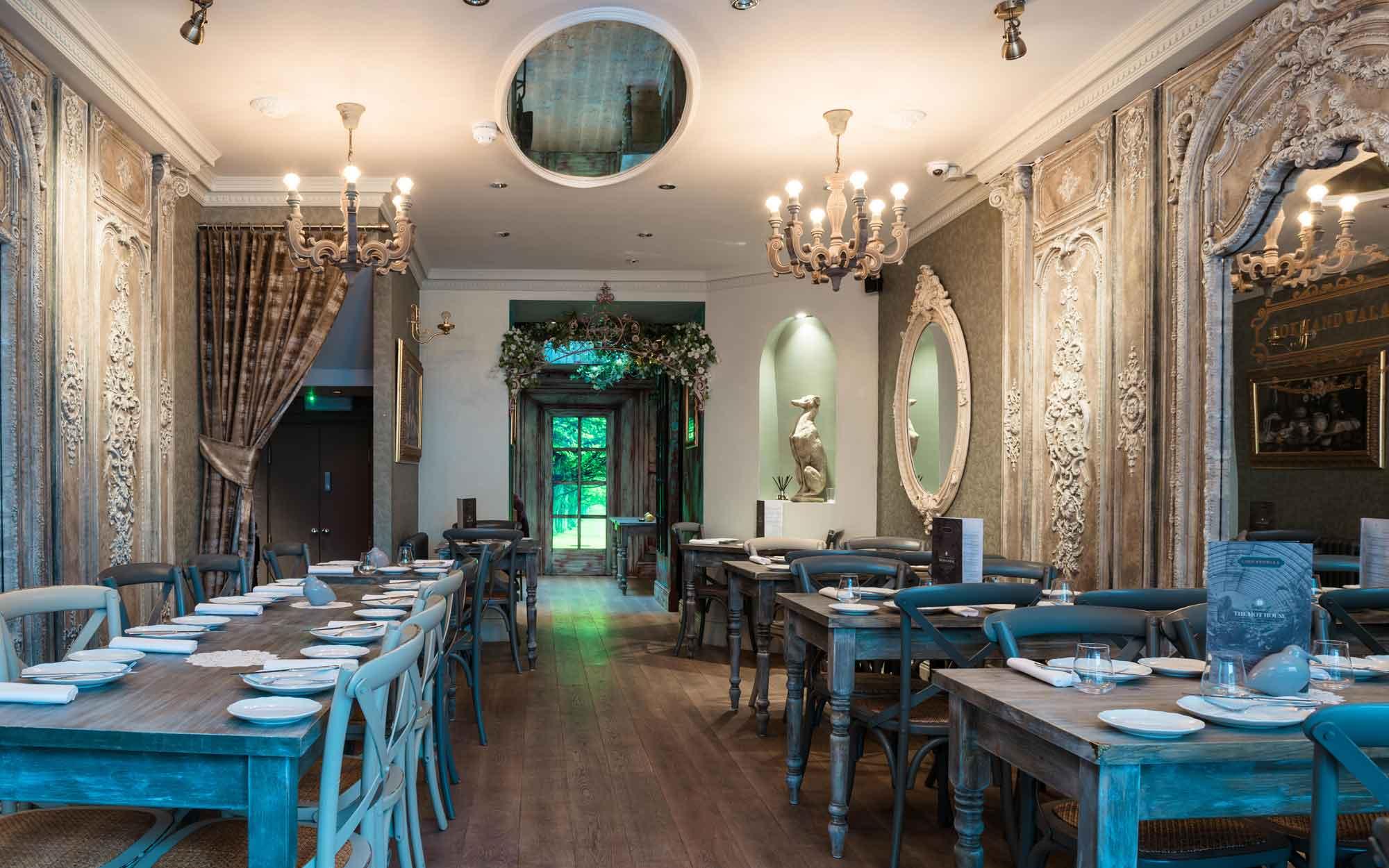 Lokhandwala restaurant private hire