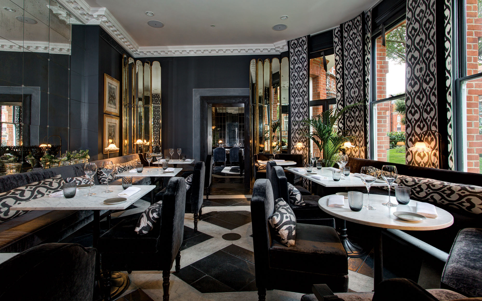 The Franklin restaurant private dining