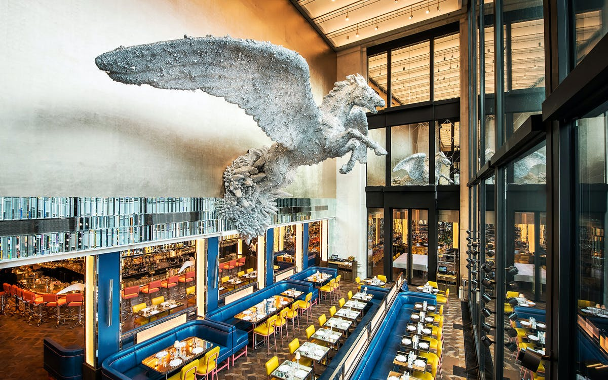 The new Selfridge's restaurant, Brasserie of Light: why it's a private dining dream