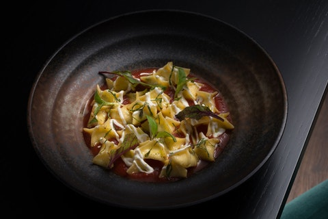 Private dining with bags of flavour at Rüya London