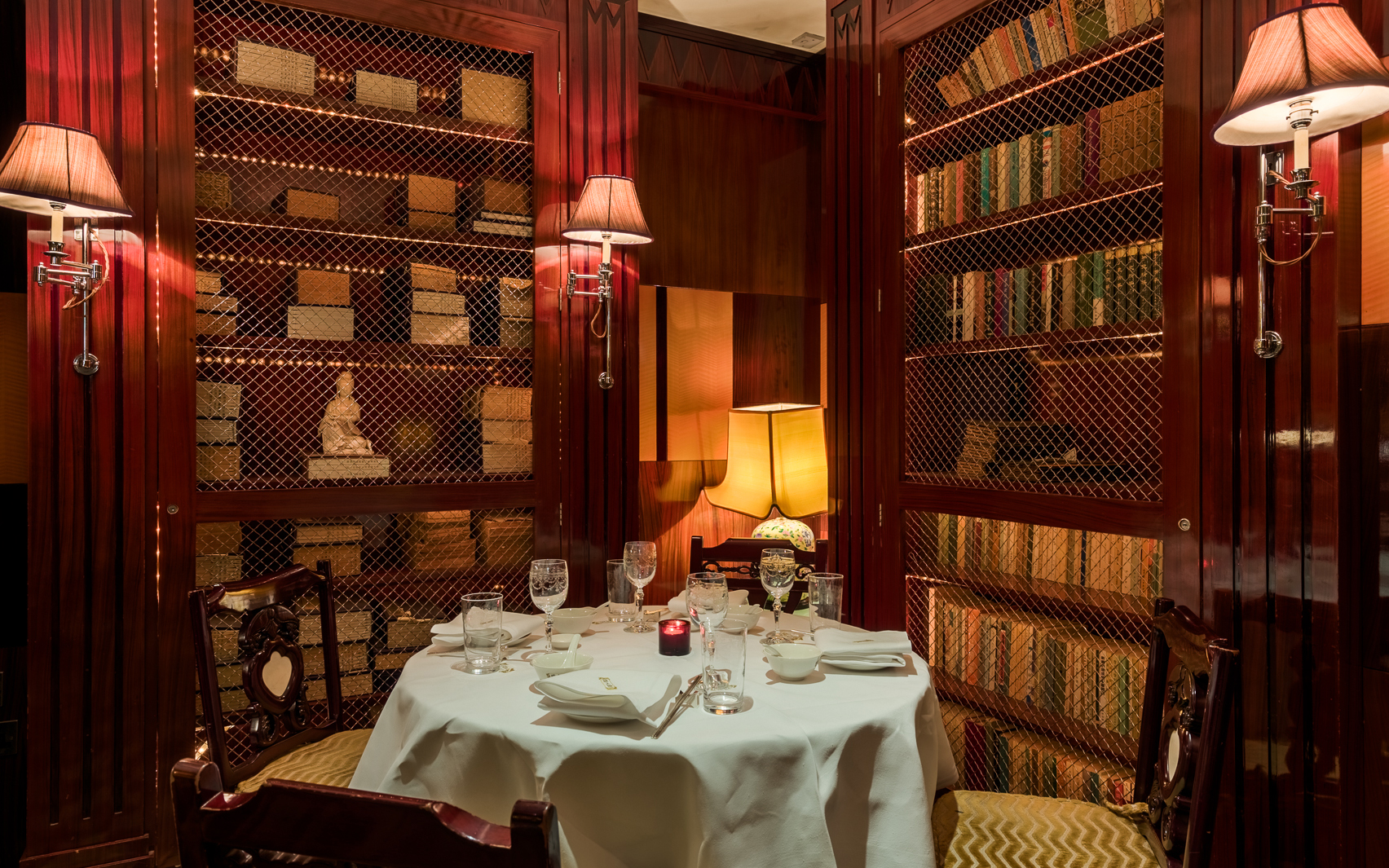 China Tang london chinese restaurants private dining rooms