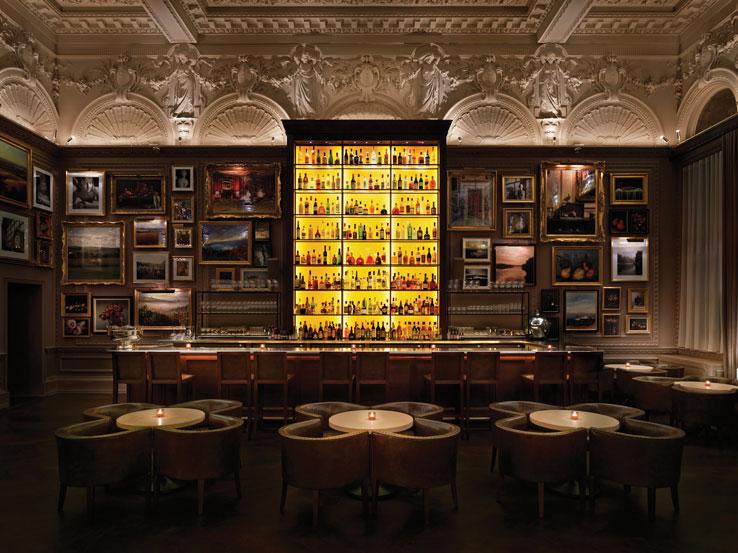 Berner's Tavern bar restaurant London