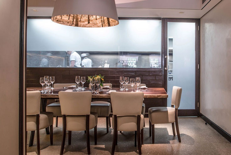 View Private Dining Room