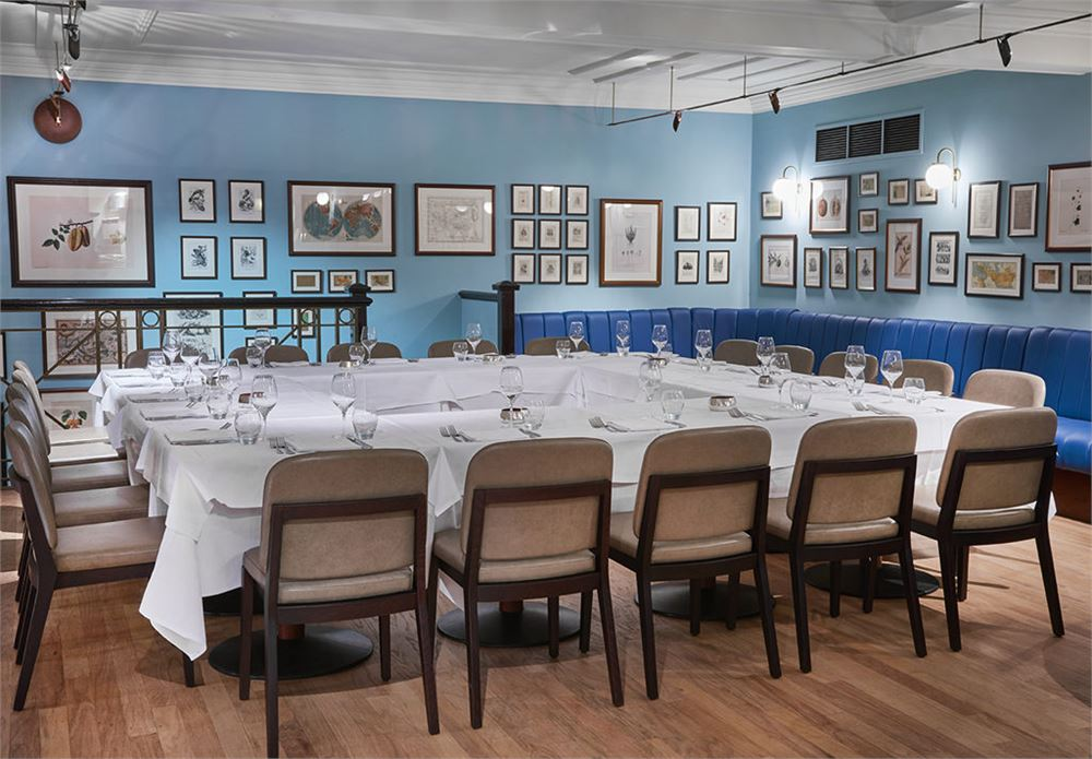 6 of our favourite private rooms for fine dining