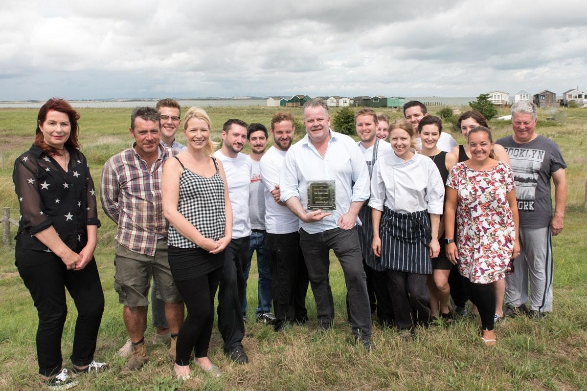 UK Top 100 Restaurants 2017