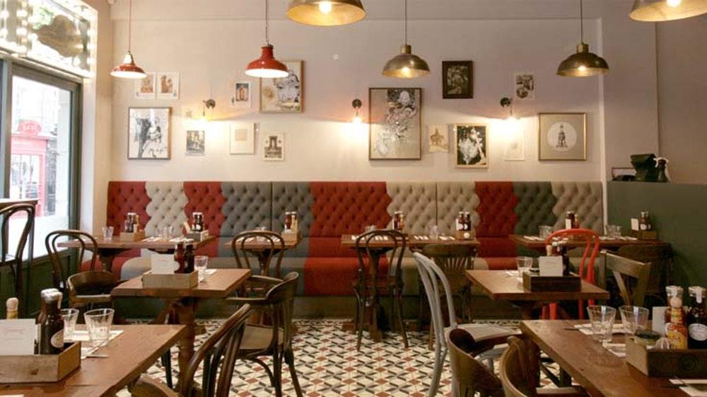 10 restaurants for your next group dinner in Covent Garden