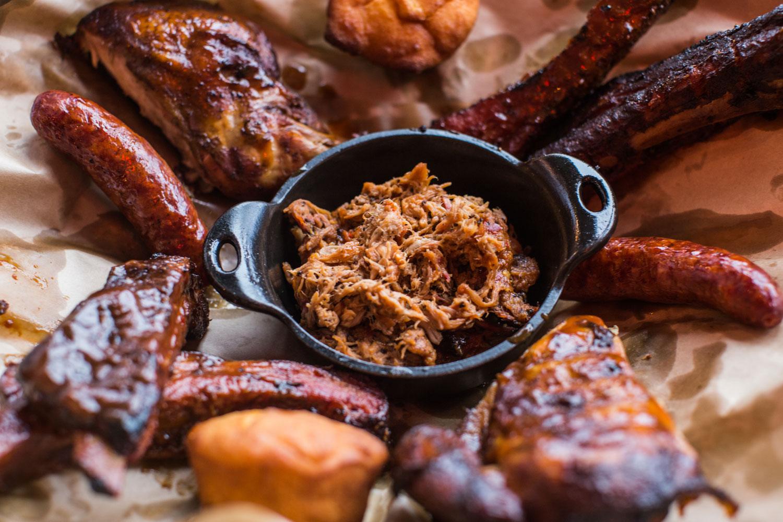 Big Easy Chelsea brunch dishes
