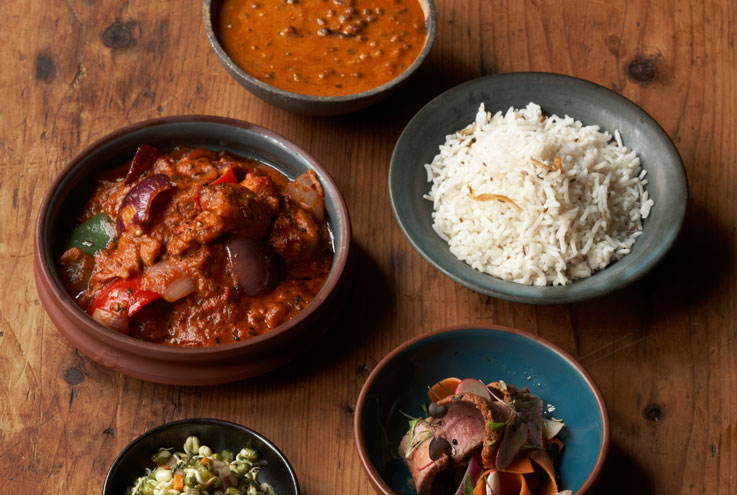 Cinnamon Bazaar London Indian restaurant Vivek Singh